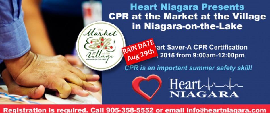 CPR Market-Rain Date