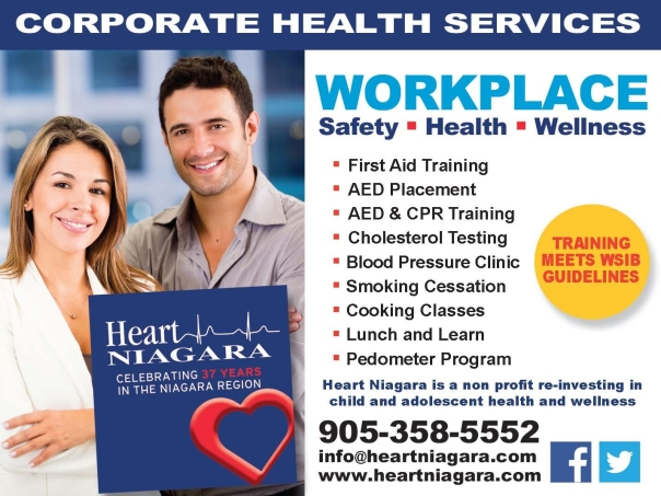 Corporate Health Services 2014