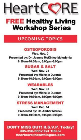 workshop-schedule